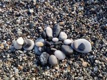 Imagem da praia Foto de Stock Royalty Free