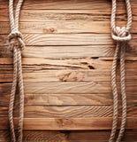 Imagem da textura velha de placas de madeira Fotografia de Stock