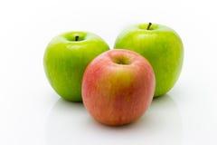 Imagem das maçãs Imagens de Stock Royalty Free