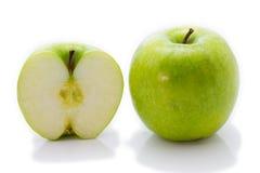 Imagem das maçãs Imagens de Stock