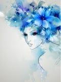 Imagem das mulheres ilustração royalty free
