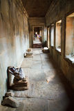 Imagem de Angkor Wat Foto de Stock