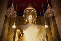 Imagem de assento de Buddha Imagem de Stock