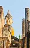 Imagem bonita de Buddha em Tailândia Foto de Stock Royalty Free