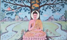 Imagem de Buddha Ilustração Royalty Free