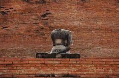 Imagem de buddha em Tailândia Foto de Stock Royalty Free