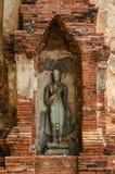 Imagem de buddha em Tailândia Foto de Stock
