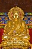 Imagem de Buddha pelo estilo chinês Foto de Stock Royalty Free