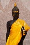 Imagem de Buddha preto Fotografia de Stock