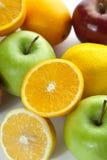 Imagem de frutos saudáveis Fotografia de Stock Royalty Free