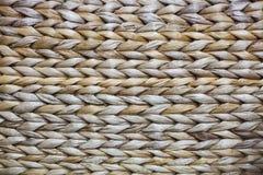 Imagem de fundo de ou weave de cesta de vime Foto de Stock