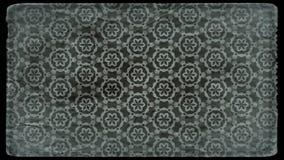Imagem de fundo floral do teste padrão do vintage da cor escura ilustração stock