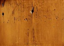 A imagem de fundo mostra quebras e grão da madeira velha do celeiro Fotos de Stock
