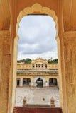Palácio do vento de Jaipur Fotos de Stock Royalty Free