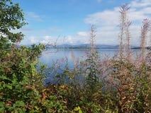 Imagem de Loch Lomond imagens de stock