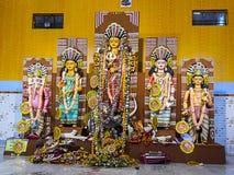 Imagem 4 de Maa Durga fotos de stock