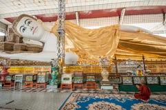 Imagem de Myanmar fotos de stock royalty free