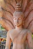 Imagem de pedra de buddha Fotos de Stock