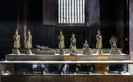 imagem de uma Buda de 7 dias. fotografia de stock
