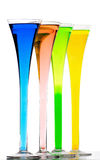 Imagem de vidros da caldeira Fotos de Stock Royalty Free