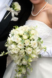 Imagem do casamento Fotos de Stock Royalty Free
