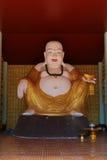 Imagem do nome Kasennen do budishsm Imagens de Stock Royalty Free