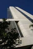 Imagem do prédio de escritórios moderno foto de stock