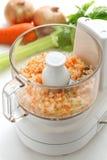 Imagem do robô de cozinha. Fotos de Stock Royalty Free