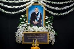 Imagem do ` s do rei na universidade de Thammasat Imagem de Stock