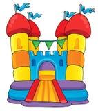 Imagem 2 do tema do jogo e do divertimento Fotografia de Stock Royalty Free