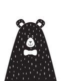 imagem do urso da papá Imagens de Stock