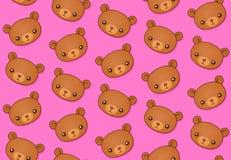 Imagem do vetor de Teddy Bears ilustração stock