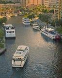 Rio de Fiort Lauderdale fotos de stock