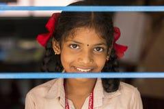 Imagem editorial documentável Criança na escola Imagem de Stock Royalty Free