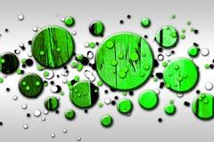 Imagem engraçada da ilustração abstrata da arte do projeto da cor Foto de Stock