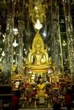 A imagem/estátua da Buda Fotografia de Stock