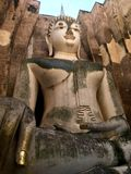 Imagem grande de Buddha fotografia de stock royalty free