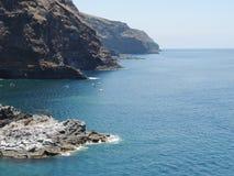 Imagem litoral Foto de Stock