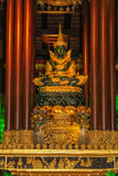 A imagem nova de Phra Kaew Marakot, nomeada Phra Yok Chiang Rai Foto de Stock Royalty Free