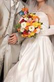 Imagem nupcial Fotos de Stock
