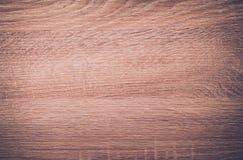 Imagem secada áspera natural da amostra do fundo de madeira escuro Imagem de Stock