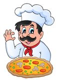 Imagen 6 del tema del cocinero Imágenes de archivo libres de regalías