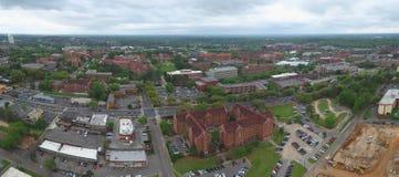 Imagen aérea de la universidad de estado de la Florida imagenes de archivo