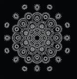 Imagen abstracta circular Imagenes de archivo