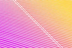 Imagen abstracta del rosa del color, barras de metal, fondo decorativo Fotografía de archivo