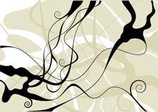 Imagen abstracta del vector Foto de archivo libre de regalías