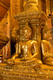 Imagen antigua de Buddha imagen de archivo libre de regalías