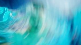 Imagen borrosa de una piscina Efecto abstracto de la falta de definición de movimiento Fotos de archivo libres de regalías