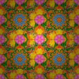 Imagen coloreada extracto Foto de archivo libre de regalías
