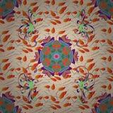 Imagen coloreada extracto Imagen de archivo libre de regalías